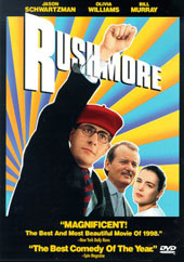 Rushmore on DVD