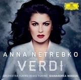 Verdi - Deluxe Edition (CD+DVD) by Anna Netrebko