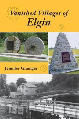 Vanished Villages of Elgin by Jennifer Grainger image