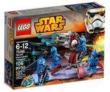 LEGO Star Wars - Senate Commando Troopers (75088)