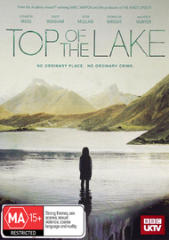 Top of the Lake on DVD