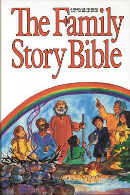 The Family Story Bible by Ralph Milton image