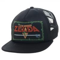Nintendo Zelda Game Logo Trucker Cap
