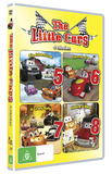 Little Cars 5-8 Box Set on DVD