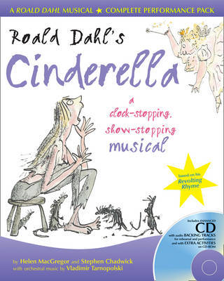 Roald Dahl's Cinderella by Roald Dahl