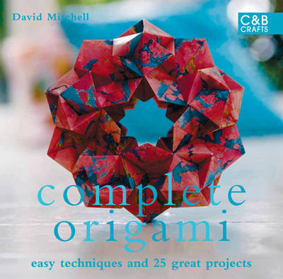 Complete Origami by David Mitchell image