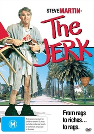 The Jerk on DVD