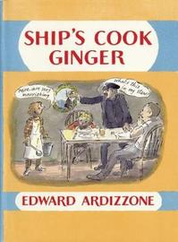 Ship's Cook Ginger by Edward Ardizzone image
