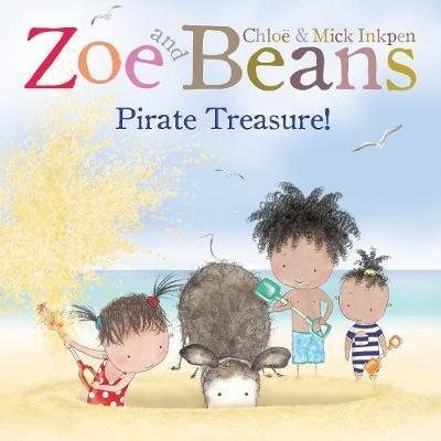 Zoe and Beans: Pirate Treasure! by Chloe Inkpen