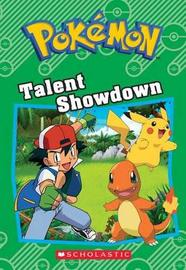 Talent Showdown (Pokemon Classic Chapter Book #8) by Tracey West