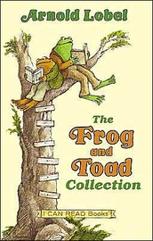 Frog and Toad Collection Box Set (I Can Read Books) by Arnold Lobel
