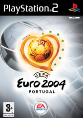 UEFA Euro 2004 for PlayStation 2