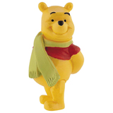 Bullyland: Disney Figure - Winnie The Pooh with Scarf