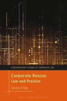 Corporate Rescue by Sandra Frisby