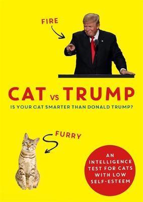 Cat vs Trump by Headline