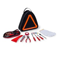 Roadside Emergency Kit - Black