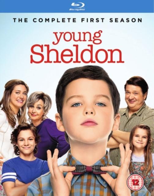 Young Sheldon: Series 1 on Blu-ray