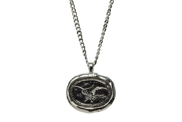 Lord of the Rings: Smaug Wax Seal Pendant