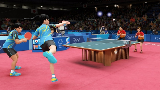 Olympic Games The Offical Video Game for PS4