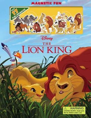 Disney the Lion King Magnetic Fun by Maggie Fischer