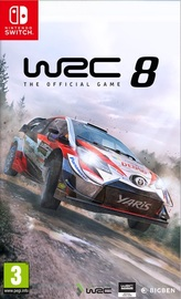 WRC 8 for Switch