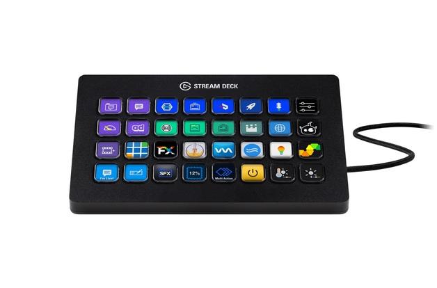 Elgato Stream Deck Keyboard XL