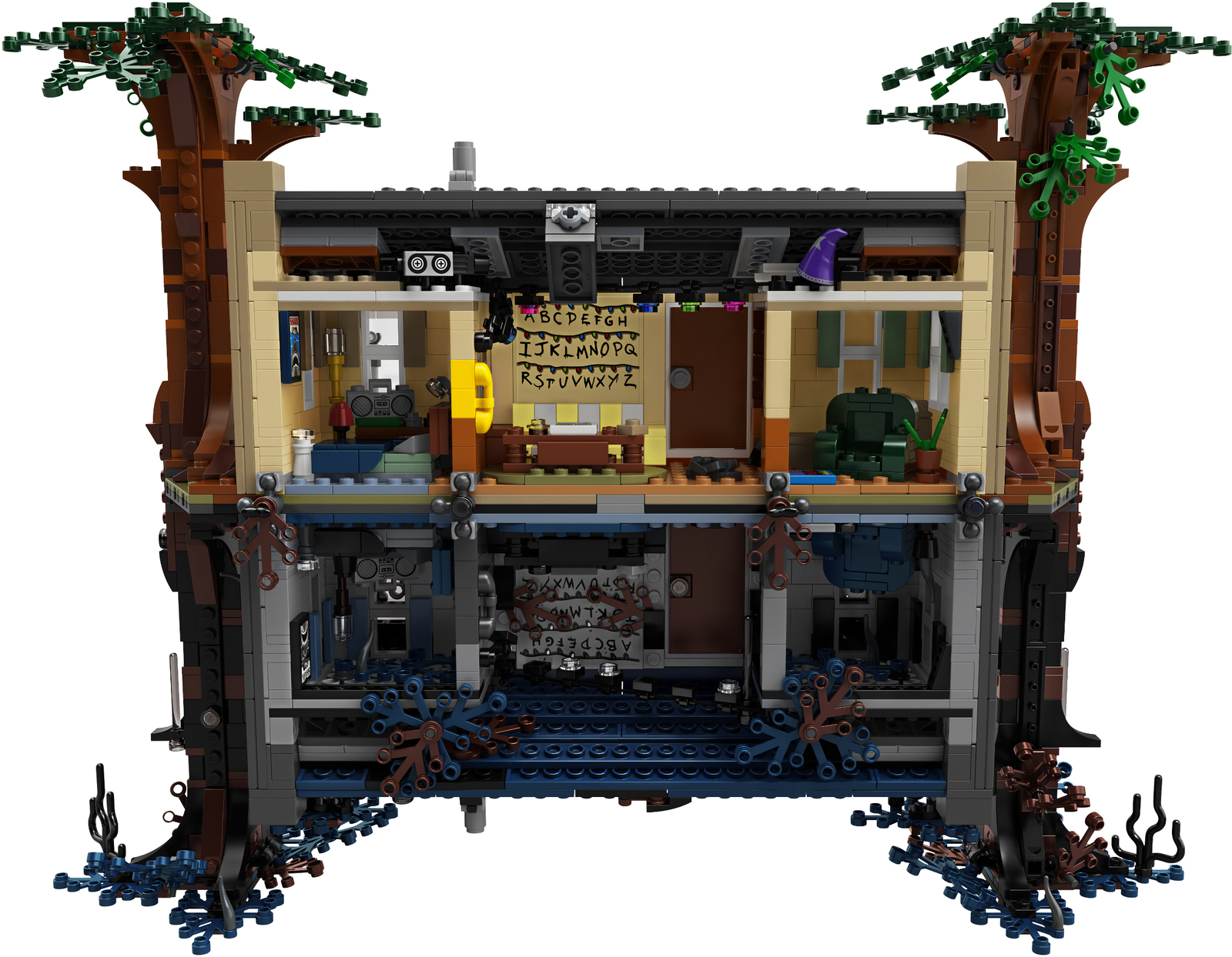 LEGO - The Upside Down image