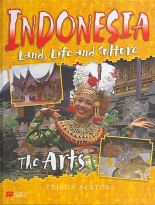 Indonesian Life and Culture Arts Macmillan Library image