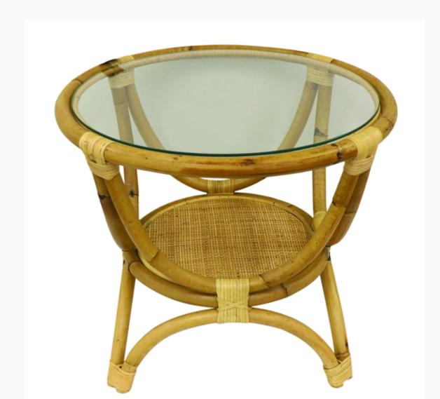 Madras Link: Islander Side Table
