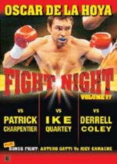 Fight Night - Vol. 17: Oscar De La Hoya on DVD