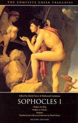 The Complete Greek Tragedies: v. 8: Sophocles, Pt.1 by Sophocles image