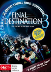 Final Destination 3 - Thrill Ride Edition (2 Disc Set) on DVD
