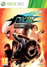 The King of Fighters XIII Deluxe Edition for Xbox 360