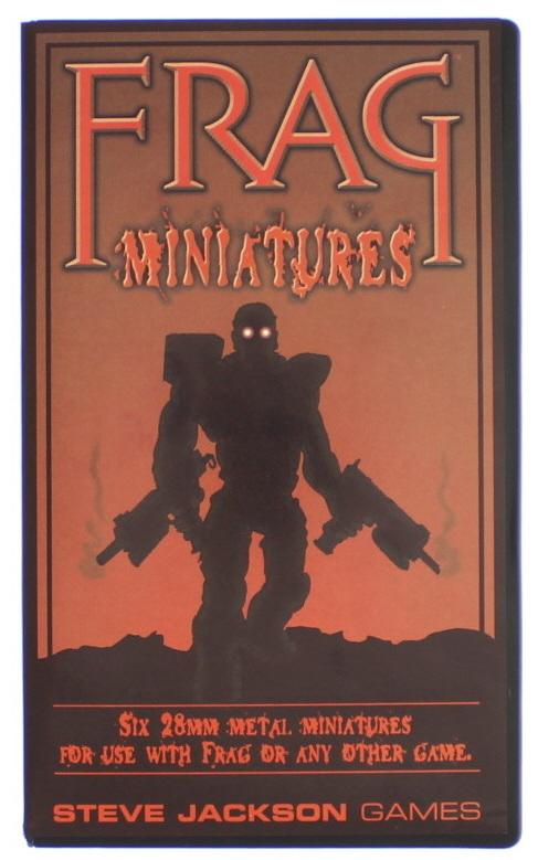Frag: Miniatures Expansion image