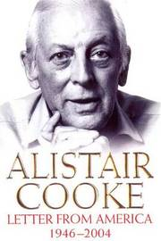 Letter from America 1946-2004 by Alistair Cooke image