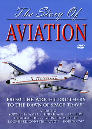 The Story Of Aviation on DVD image