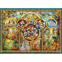 Ravensburger: Disney Family - 500pc Puzzle