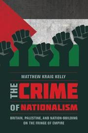The Crime of Nationalism by Matthew Kelly image