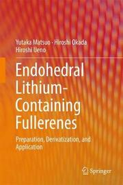 Endohedral Lithium-containing Fullerenes by Yutaka Matsuo image