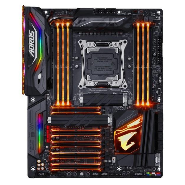 Gigabyte Aorus X299 AORUS Gaming 9 ATX X299 Motherboard
