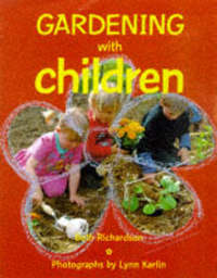 Gardening with Children by Beth Richardson image