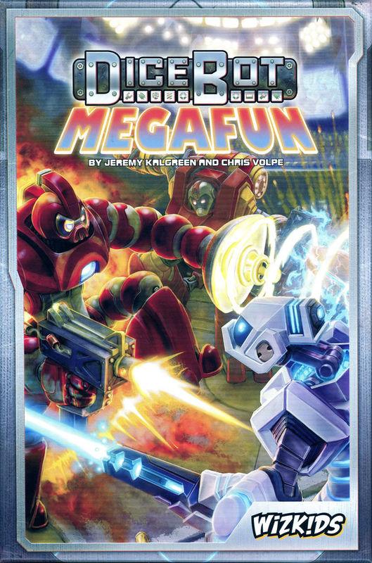 DiceBot MegaFun - Card Game