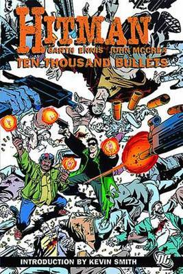 Hitman: Volume 2: 10000 Bullets by Garth Ennis image