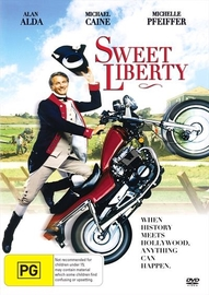 Sweet Liberty on DVD