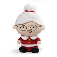 Rosey Mrs. Claus Plush
