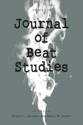 Journal of Beat Studies Vol 6 image