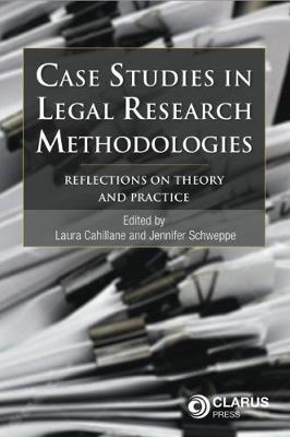 Case Studies in Legal Research Methodologies image
