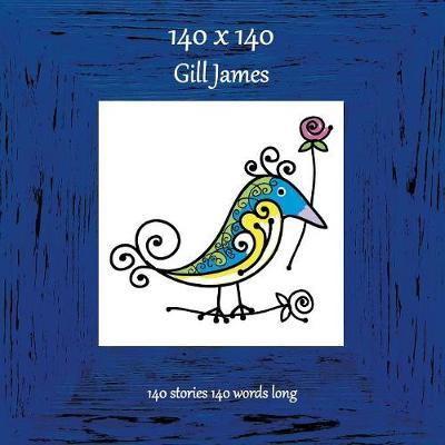140 X 140 by Gill James image