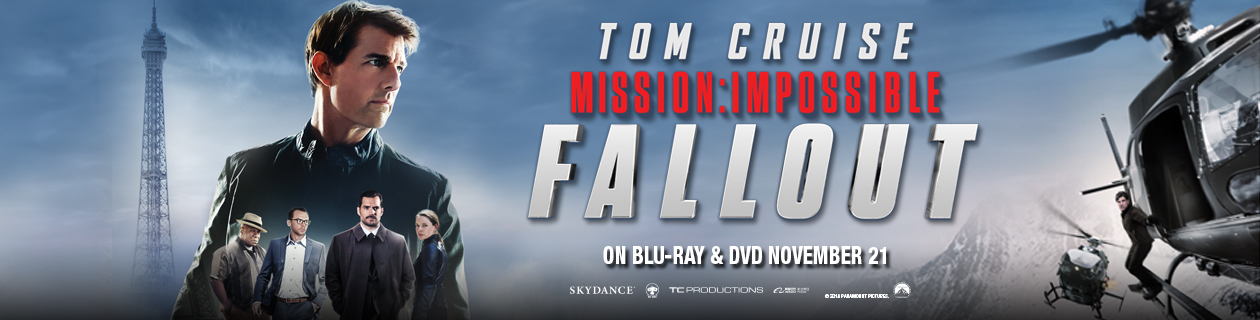 Mission Impossible 6: Fall Out