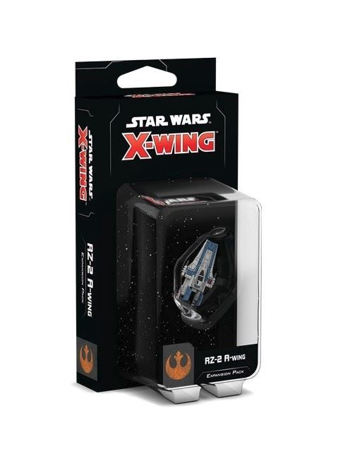 Star Wars X Wing 2nd Edition RZ-2 A-Wing Expansion Pack image
